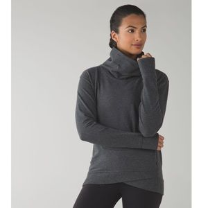Lululemon On The Double Pullover Funnel Neck 4